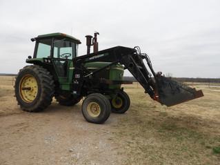 AUCTION: Farm & Livestock Equipment