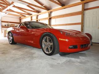 Auction: Real Estate & 2008 Corvette