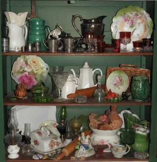 ANTIQUE AUCTION: 1-OWNER COLLECTION