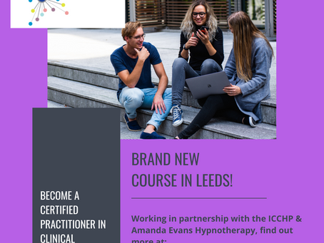 Amanda to Tutor Exciting New Course in Leeds