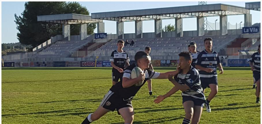 Saddleworth Rangers Hybrid Game at La Vila Rugby May 2019
