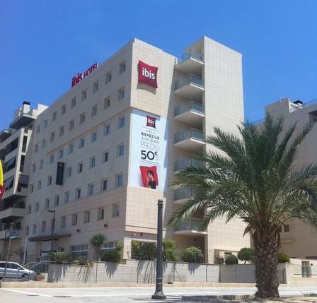 Hotel Ibis Elche - 200 meters from Rugby Stadium
