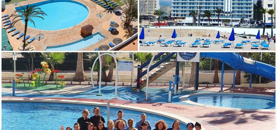 Hotel Poseidon - 3 choices