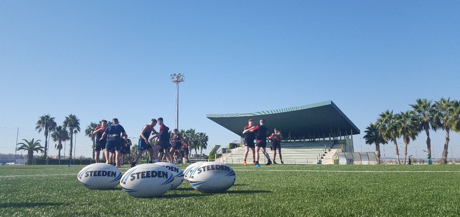 Waterhead Warriors Rugby Tour Torrevieja 2019
