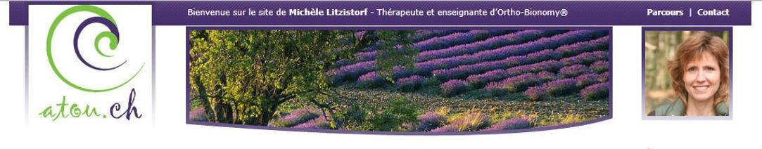 Site de Michèle Litzistorf - Atou.ch