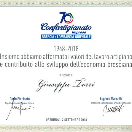 """Confartigianato utile alle imprese, utile all'Italia!"""