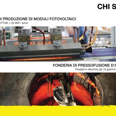L'evoluzione del gruppo che investe in  Italia dal 1977.