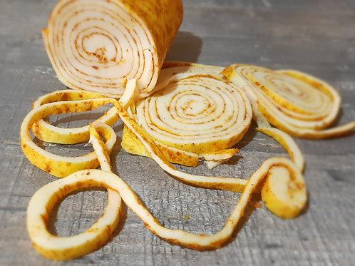Рулетик сырный со специями, 250 грамм
