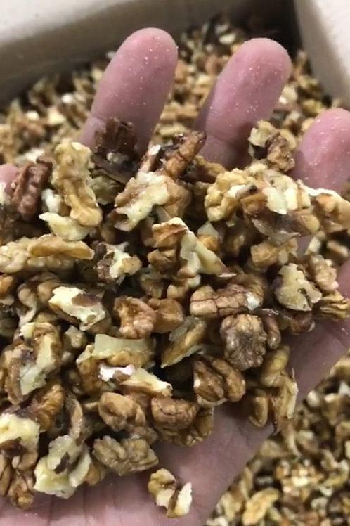 """Грецкий орех """"Четвертинки"""", 0,5 кг"""