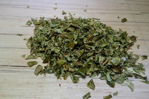 Паприка Зелёная хлопья, 100 гр