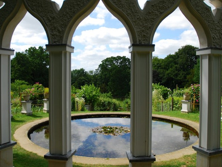 Still time to book Rococo Garden Visit - 19th May
