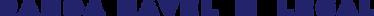 Logo Řanda Havel Legal
