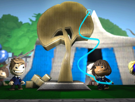 LBP Union Scribes: Let's Create Together