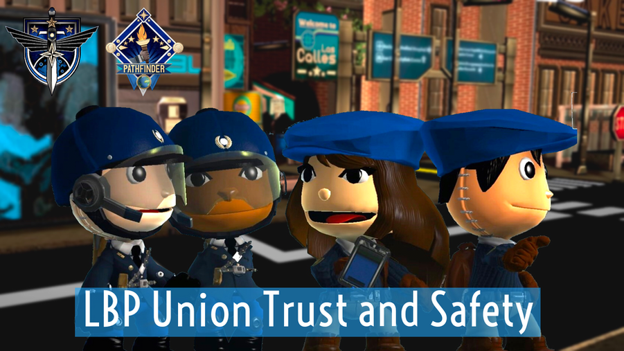 LBP Union Trust and Safety Initiative: Peacekeepers & Moderation