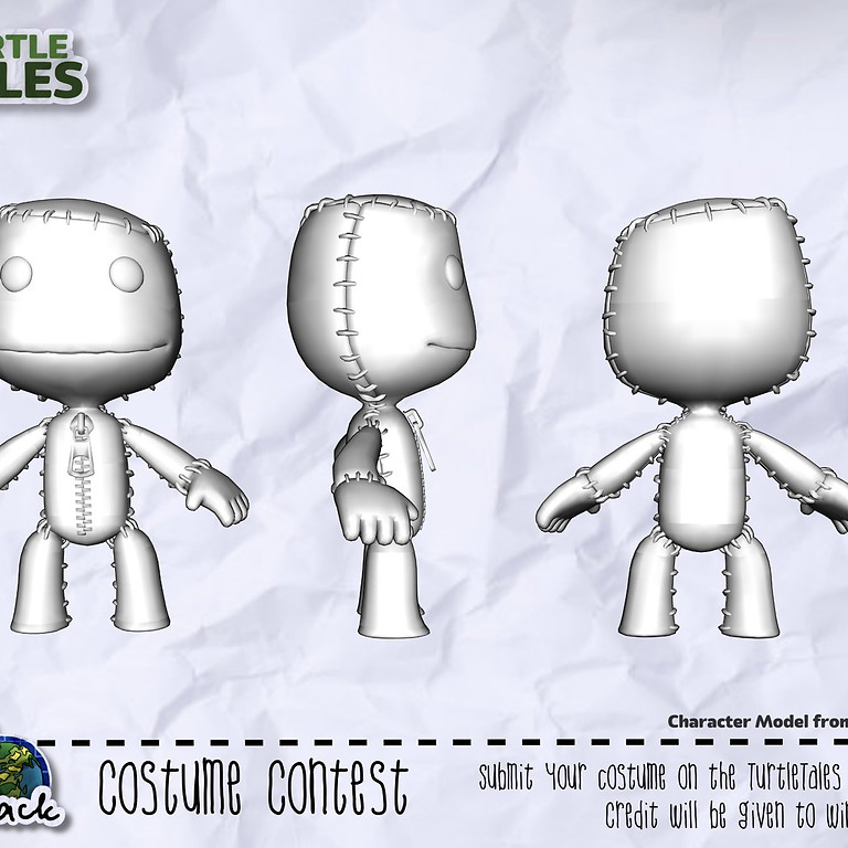 LittleBigPlanet: A Welcoming Back Costume Contest