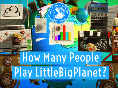 How Many People Play LittleBigPlanet? The Truth!