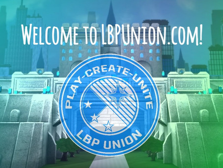 Welcome to the LBP Union's New Website!
