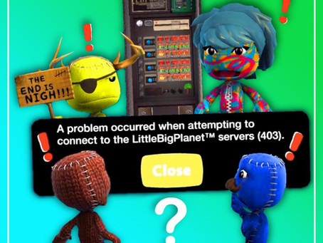 Is LittleBigPlanet Dying? Server Status, #SaveLBP, and More!
