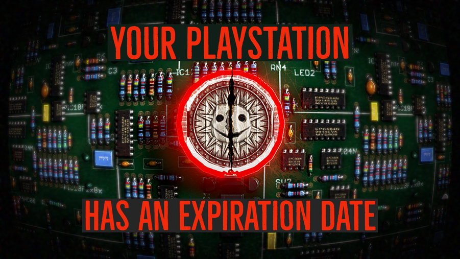 The PlayStation 'Time Bomb' - What is a CMOS Battery?