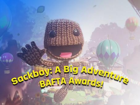 Sackboy: A Big Adventure Wins 2 BAFTA Awards