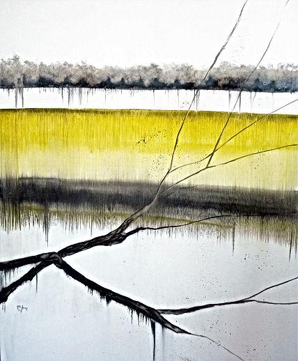 DanielleWaechter-Le Lac Gele-120x80cm.JP