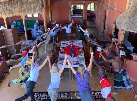 The Maasai Yoga Tribe - Energy.  Movement.  Connection.