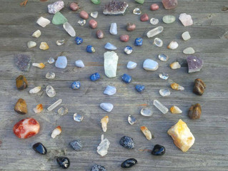 Crystal Grid - Reclaiming Your Authentic Self