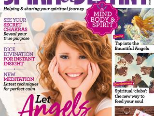 Featured in Spirit and Destiny magazine