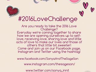 #2016LoveChallenge