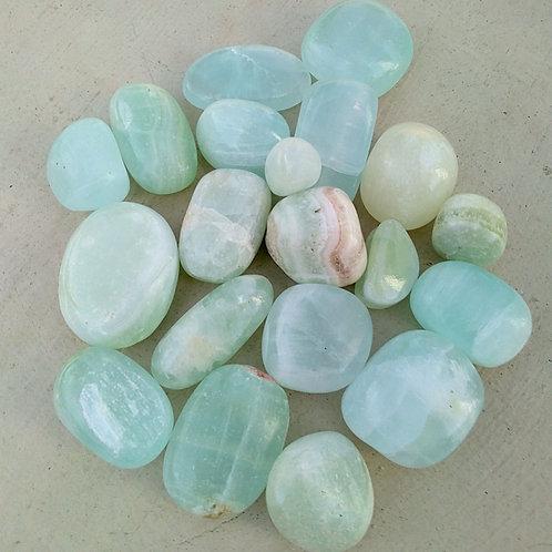 Himalayan Aqua Calcite