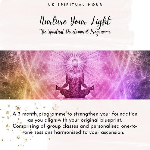 Nurture Your Light