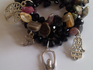 Crystal of the Month - October - Black Tourmaline