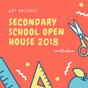 Open House Secondary School 2018