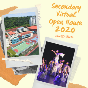 Secondary School Open House 2020 Goes Virtual