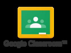 本校全校學生正使用Google Classroom平台學習,加強師生交流。