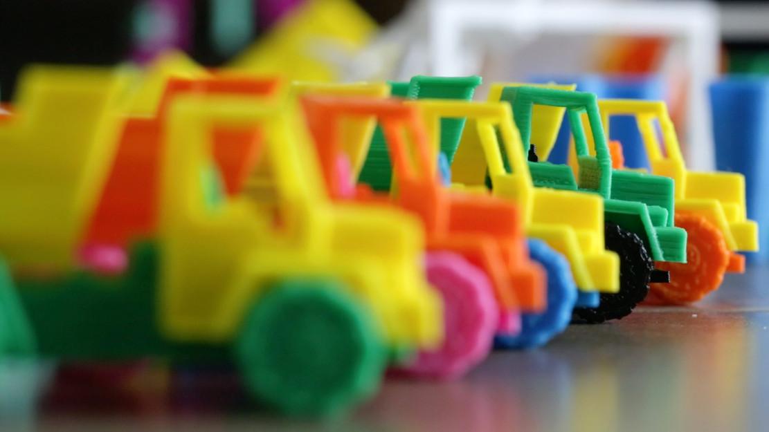 Colorful Trucks