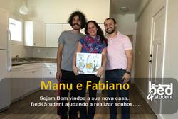 Manu e Fabiano