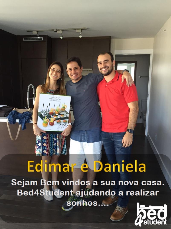 Edimar e Daniela