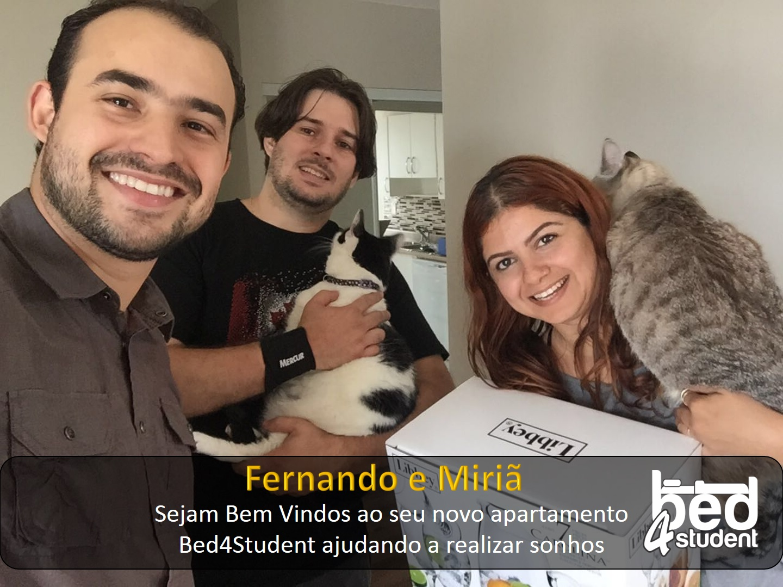 Fernando e Miriã