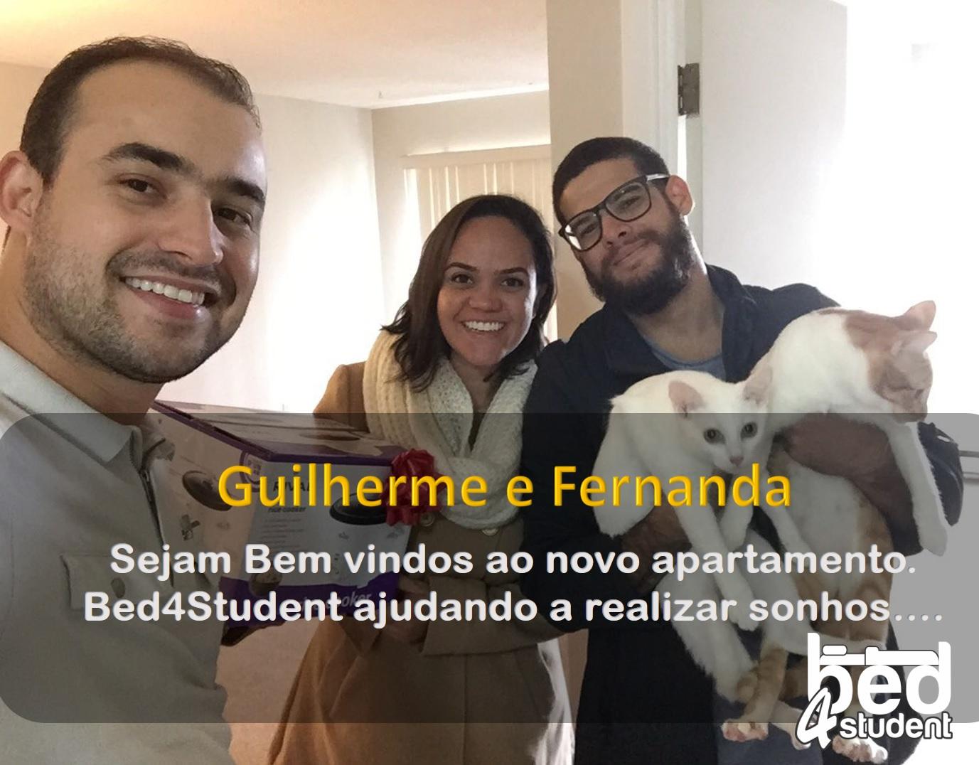 Guilherme e Fernanda