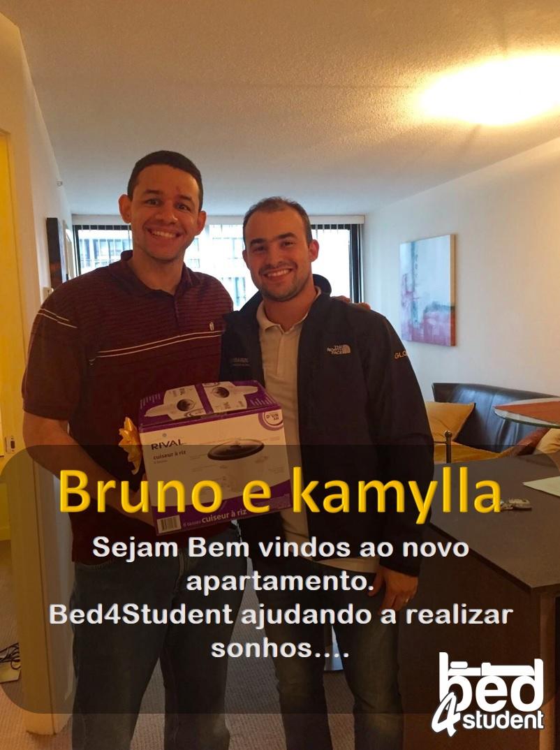 Bruno e Kamylla