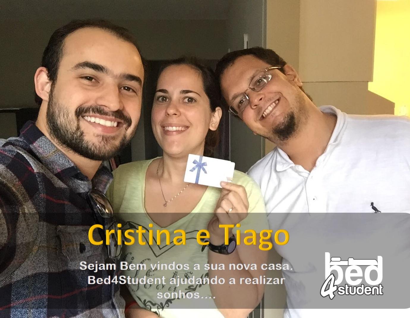 Cristina e Tiago