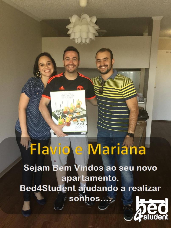 Flavio e Mariana