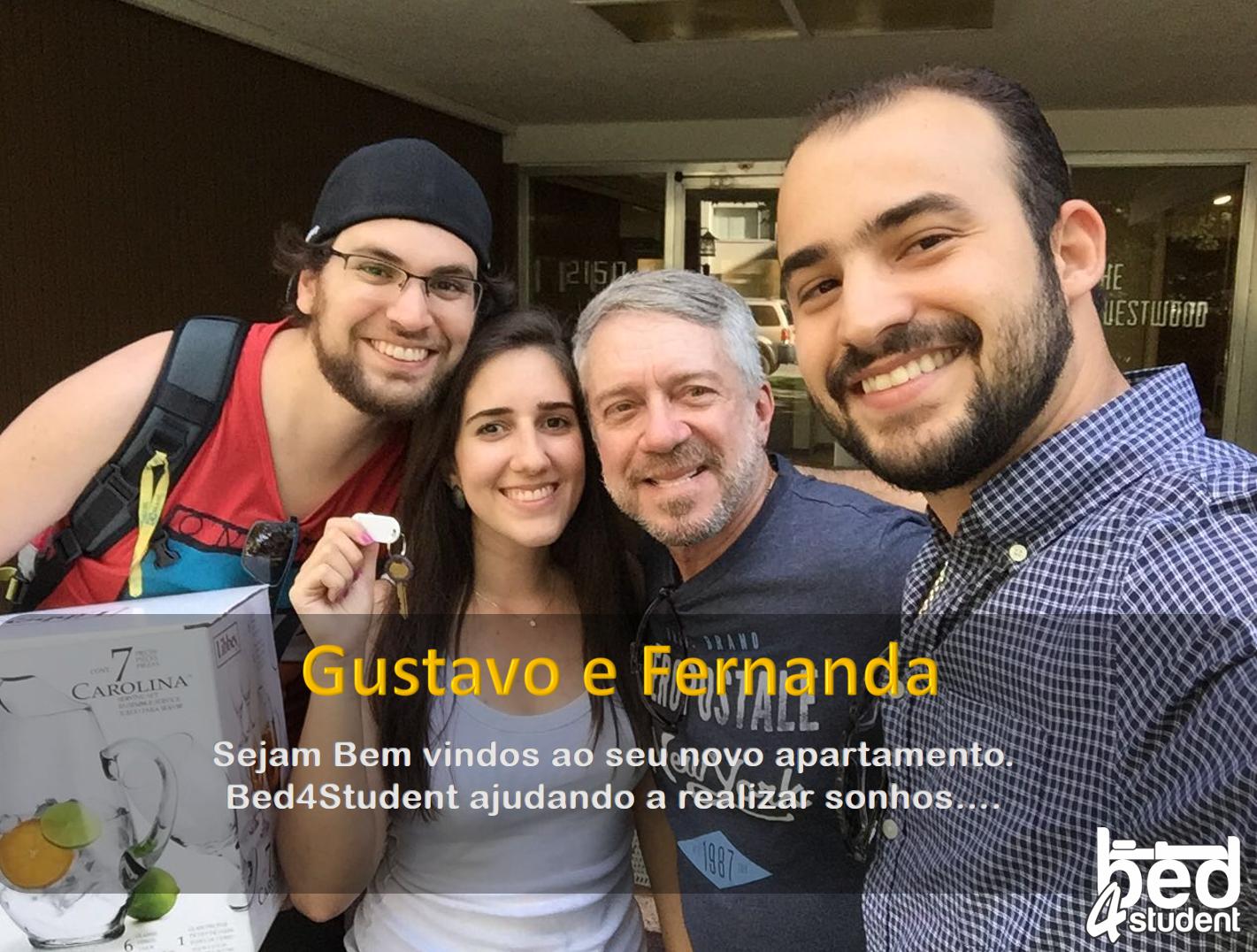 Gustavo e Fernanda