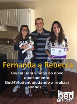 Fernanda e Rebecca