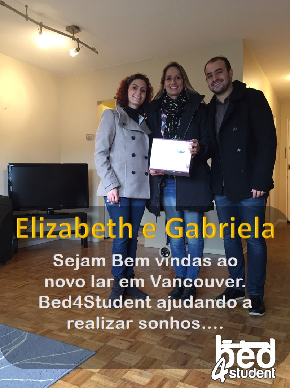 Elizabeth e Gabriela