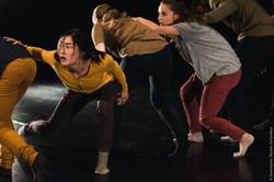 Finissants de l'école de danse