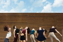 Finissantes de l'école de danse