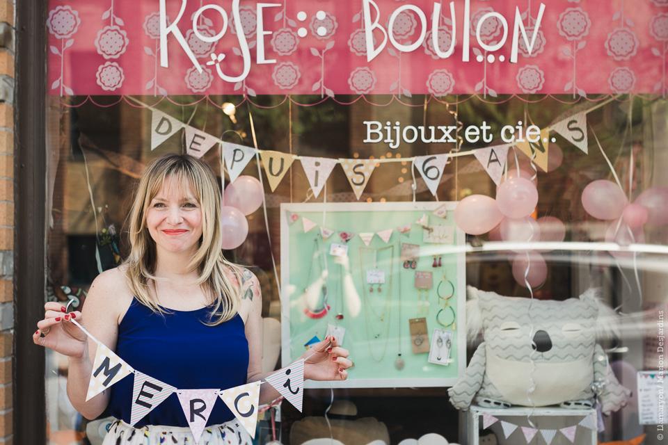 Rose Bouton