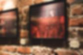 Exposition de photos avec thème musical - photographie de membre de groupes de musique rock à Québec